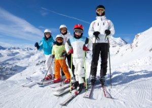 Rückenprotektor kinder skifahren